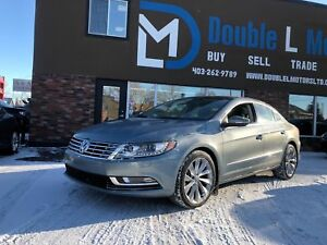 2013 Volkswagen CC Highline 4motion