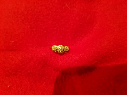 Engagement/Diamond White Gold Ring