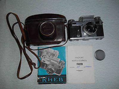 Film cameras USSR Russian camera KIEV