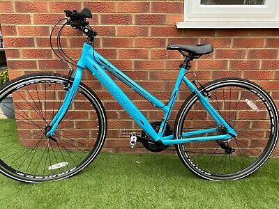 "Ladies Ammaco 19"" Hybrid Bike - Excellent Condition"