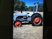 Massey Ferguson TEA tractor Violet Town Strathbogie Area Preview