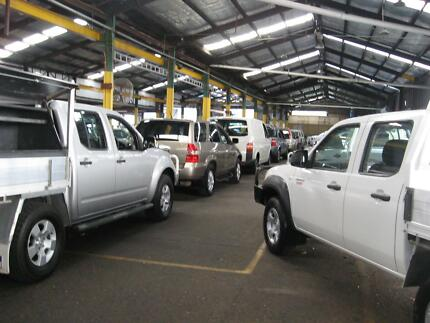 ABN HOLDER ?CREDIT DEFAULTS? NEED FINANCE,NAVARA D40 4X4 $120 P/W Eagle Farm Brisbane North East Preview