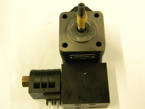 New S207ML-4062 Hydraulic Pump & Delta Power DDS-12 Coil & Shuttle Block F6