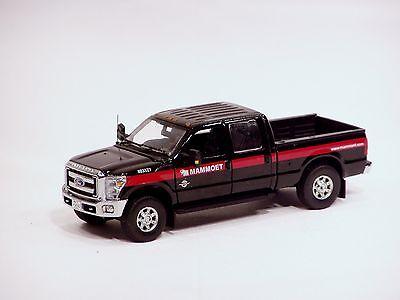 "3 Axle 1//50 Sword #SW3005Y /""YELLOW/"" Oshkosh Snow Plow Truck"