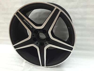 "New 18"" Amg Rims Wheels Fits Mercedes Benz C Class C300 C250 C350 Sport Coupe"