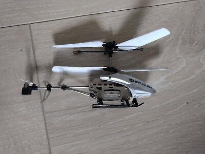 I-Pilot Helicopter ferngesteuert per I-Phone Hubschrauber (Hubschrauber I Phone)