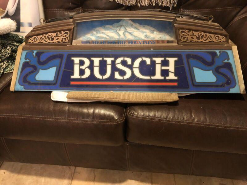 Busch Hard Wired Hanging Light