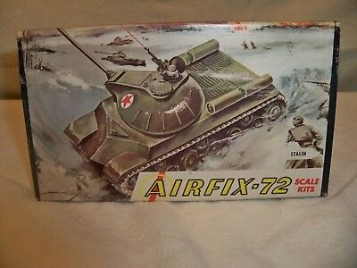 1/72 scale Airfix-72   Assault Gun Series M2-49 Model Kit