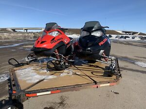 Fusion 900's and trailer