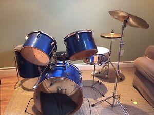 5 piece drum set