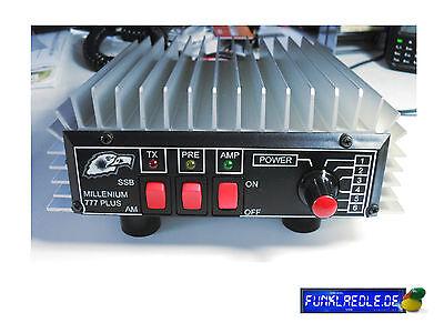Silver Eagle Millenium 777 Plus Tr.-Endstufe 10-15m 200W-FM 400W-SSB neuwertig