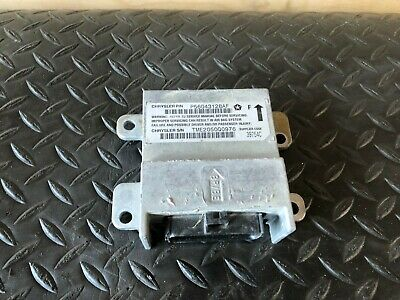 DODGE RAM 2500 5.9L CUMMINS DIESEL OEM SRS IMPACT SAFETY SENSOR CONTROL MODULE