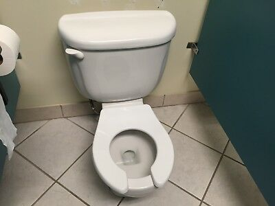 American Standard Baby Childs Kids Toilet Devoro Round Flush Small Seat Tank