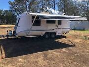 Paramount Classic Caravan in great condition Highfields Toowoomba Surrounds Preview