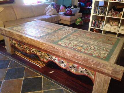 Huge Coffee Table Javanese