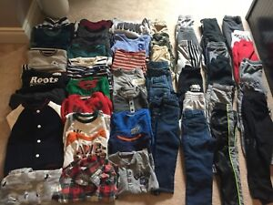 4T fall clothes