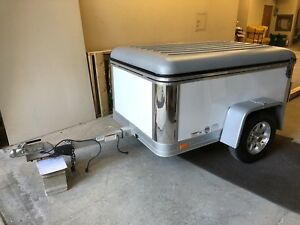 Wells Cargo 4' x 6' Multi Purpose Trailer