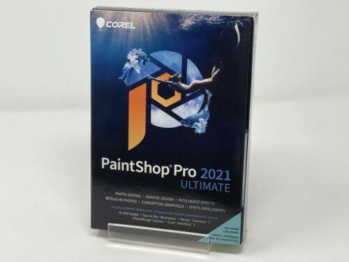 ✳️✳️ NEW! ✳️✳️ Corel - PaintShop Pro 2021 Ultimate - Windows