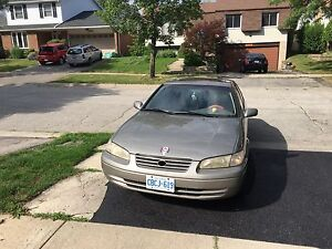 97 Toyota Camry XLE