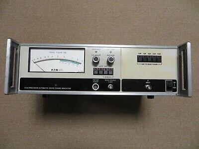 Eaton 7514 Precision Automatic Noise Figure Indicator Analog Display