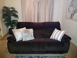 Lounge Suite & Two Recliners Happy Valley Morphett Vale Area Preview