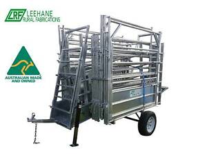 Mobile cattle yards (45 head set)