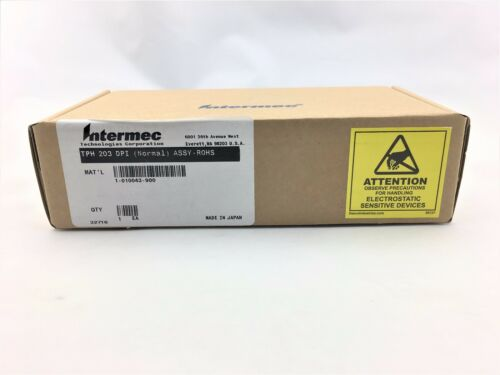 NEW Intermec 1-010043-900 Original Print Head for PM4i/PF4i (203dpi)