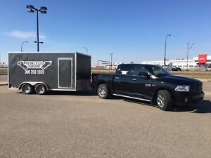 Motorcycle Transport to Calgary
