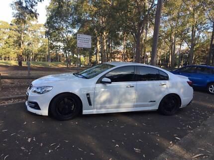 2014 Holden Commodore SSV