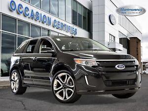 2014 Ford Edge Sport AWD TOIT+NAV