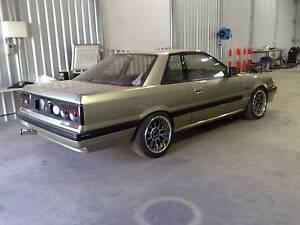 1987 Nissan HR31 Skyline GTS-X Coupe Burton Salisbury Area Preview