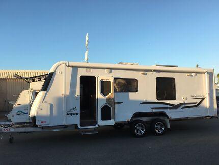 Luxury caravan for quick sale