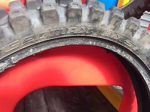 Mx rear tyre geomax mx51 Port Melbourne Port Phillip Preview
