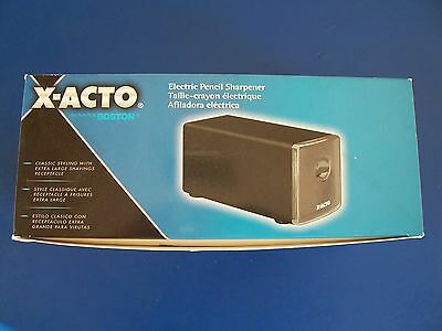 Boston X-ACTO Heavy Duty Electric Pencil Sharpener