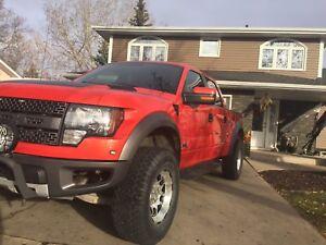 2011 Ford Raptor SVT