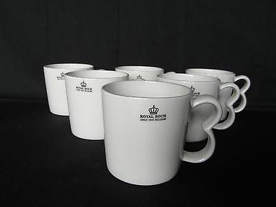 Set de 6 tasses n°1 Royal Boch Pieter Stockmans