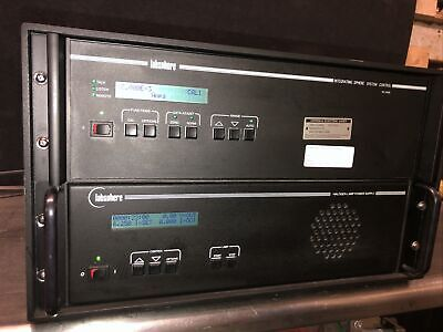 Labsphere Lps-200-h Halogen Lamp Power Supply Sc-5500 Sphere System Control