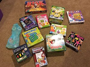 Various Games/Crafts $5 each