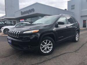 2017 Jeep Cherokee North HIGH ALTITUDE