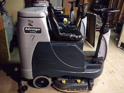Advance Nilfisk Advenger Ecoflex X2805d Ride On Floor Scrubber Machine