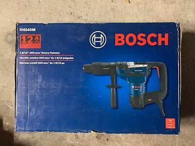Bosch Rh540m 1-916 Sds Max Rotary Hammer Drill New