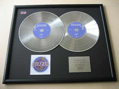 BEE GEES Greatest DOUBLE CD DISC Platinum Presentation