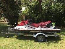 SEADOO GTX 3 Seater JETSKI FOR SALE Wanneroo Wanneroo Area Preview