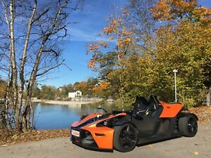 KTM X-BOW Dallara, Carbon, Original