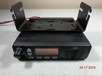 Relm Rmv50r 50 Watt Vhf Mobile Radio 128 Channel- Nice Looking Radio Free Ship