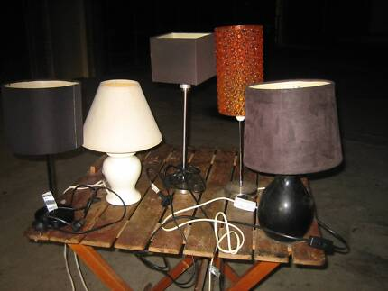 Table / desk lamps......