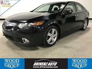 2012 Acura TSX Premium 6 SPEED MANUAL, TWO SETS OF TIRES ON R...