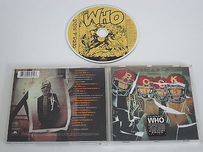 THE WHO/ODDS & SODS(POLYDOR 539 791-2) CD ALBUM online kaufen