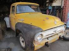 1956 Ford F100 Pickup Truck Ute 56 LHD stepside bed F series Kallista Yarra Ranges Preview