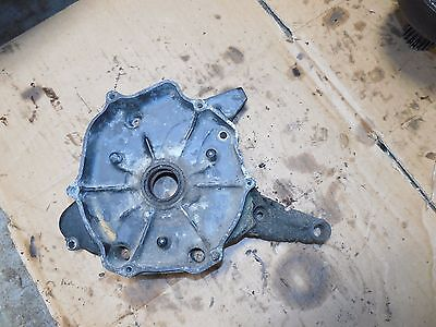 yamaha ytm225 tri moto left engine flywheel cover case 83 1984 1985 225 ytm200E